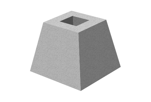 Фундамент Ф 8.8