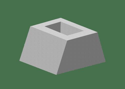 Фундамент Ф 9.7.5