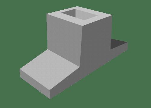 Фундамент Ф 12.7.5