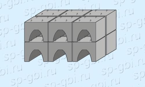 Хранение утяжелителей УБКм-325-9