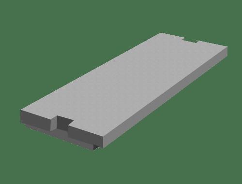 Крышка КР-1 и крышка КР-3 для дренажных лотков