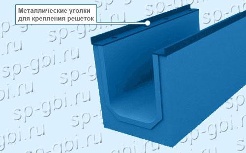 Лоток ЛВ 68-30 с решеткой