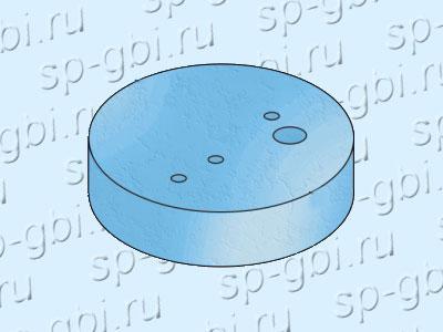 Опорно-анкерная плита П-3и