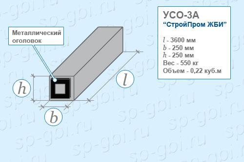 Стойка УСО-3а