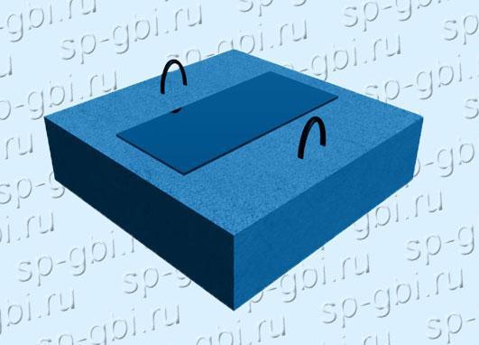 Опорная подушка ОП-1 - 001