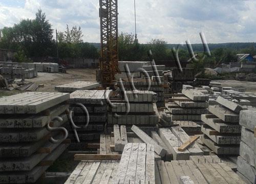 Производство железобетонных изделий и конструкций