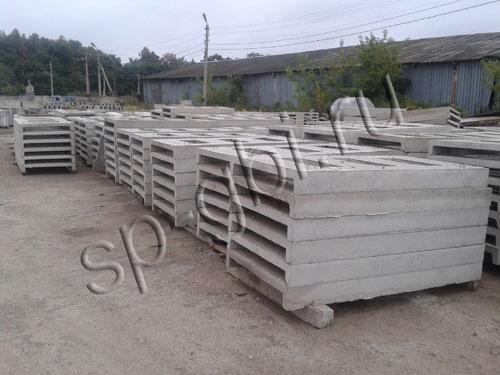Лотки электротехнические бетонные
