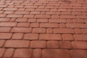 Пример укладки плитки Старый город - 4