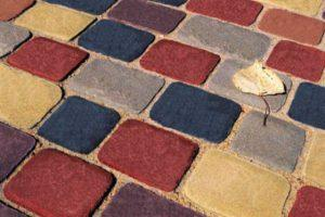 Пример укладки плитки Старый город - 8